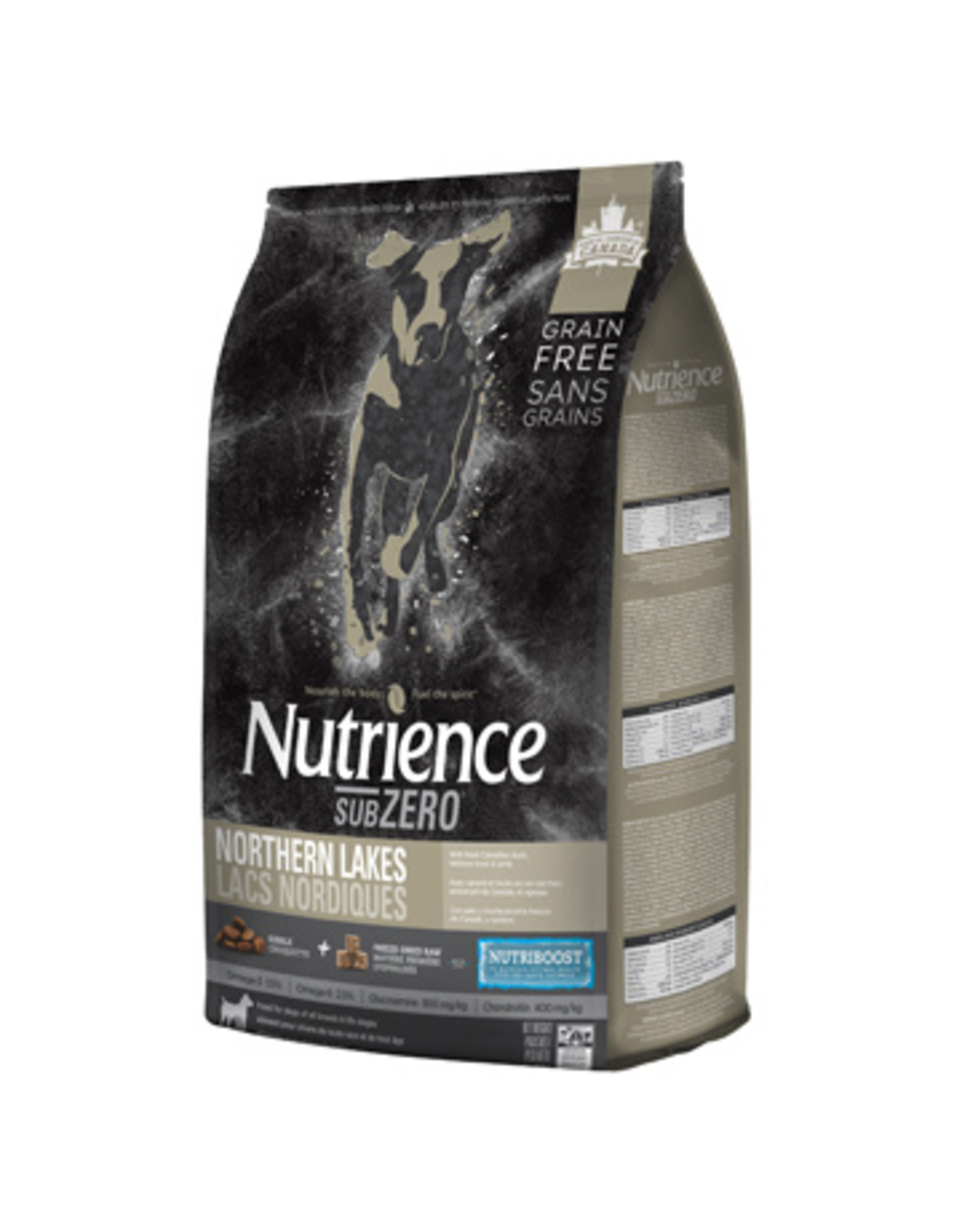 Nutrience Nutrience Grain Free Subzero Northern Lakes Dry Dog Wood