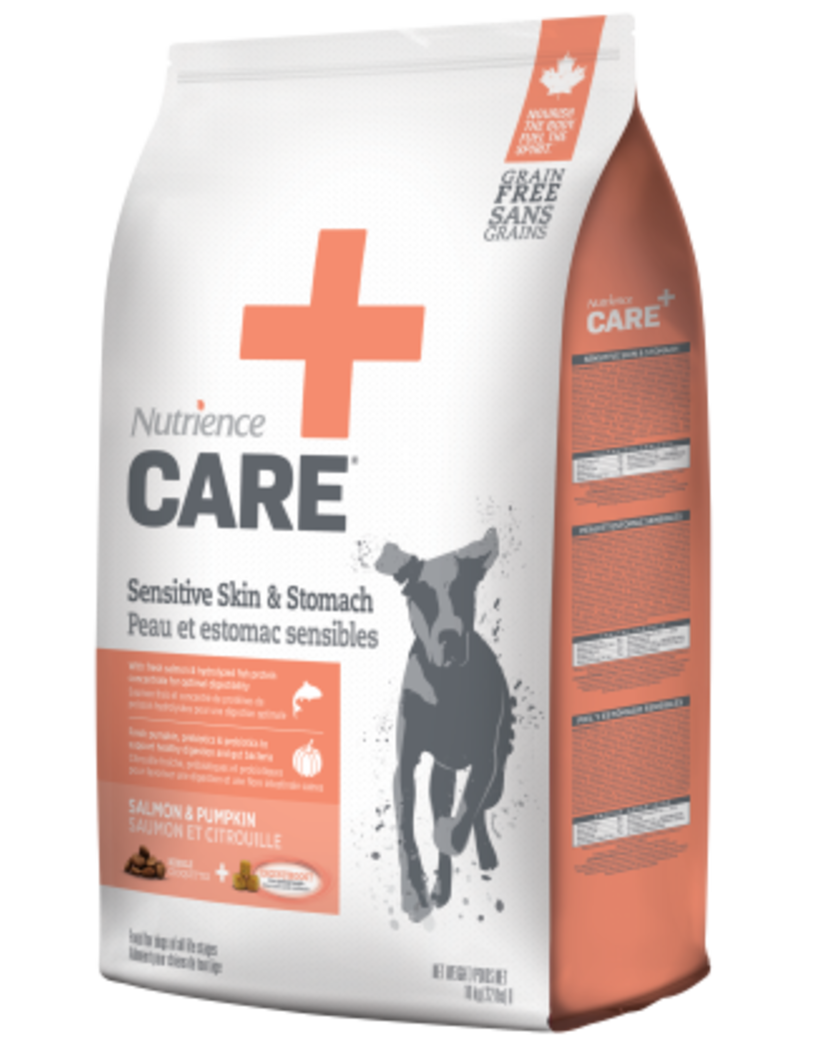 Nutrience Nutrience Dog Care Sensitive Skin & Stomach Dry Food