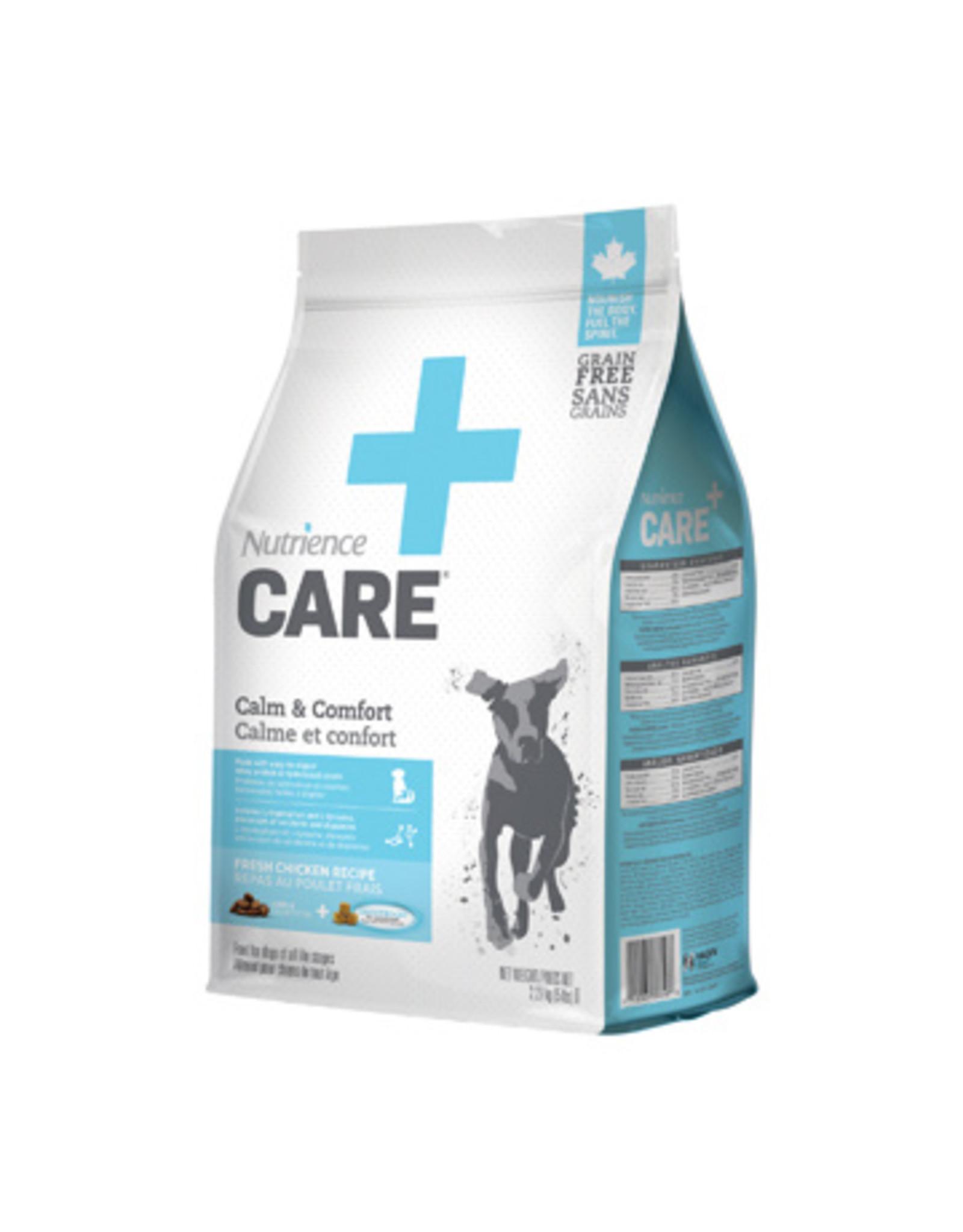 Nutrience Nutrience Dog Care Calm & Comfort Dry Food