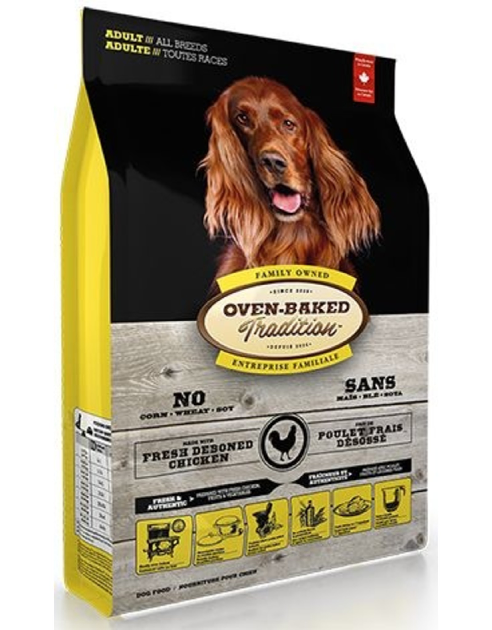 Ovenbaked Tradition Ovenbaked Tradition Dog Adult Chicken 12.5lb
