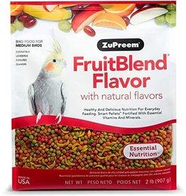 ZuPreem ZuPreem FruitBlend Flavor - Medium - 2 lbs