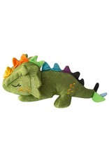 "SNUGGAROOZ Snugarooz Drowsy the Dragon Green 14"""
