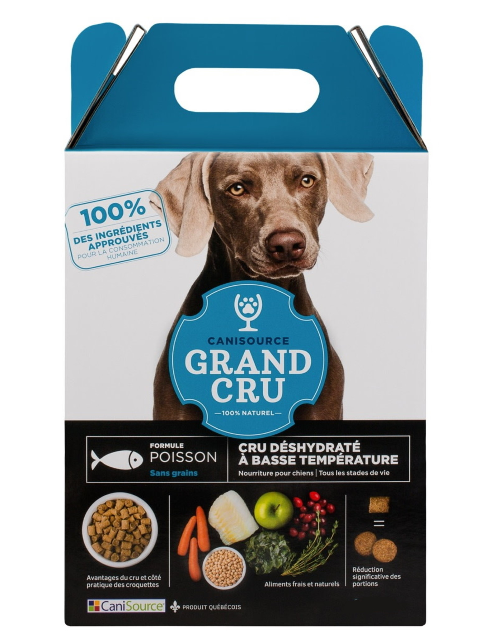 Canisource Canisource Grand Cru Dog Fish 2kg
