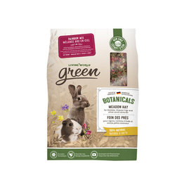 LW - Living World Living World Green Botanicals Meadow Hay - Rainbow Mix - 450 g