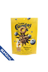 Fromm Fromm Dog Crunchy O's Blueberry Party Size 26oz