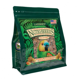Lafebers Lafebers Nutri-Berries Tropical Fruit Parrot Food 3 lb