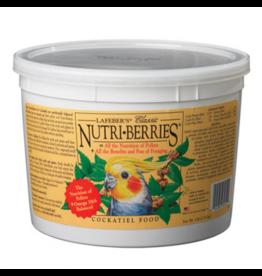Lafebers Lafeber's Classic Nutri-berries Cockatiel Food 4 lb Pail