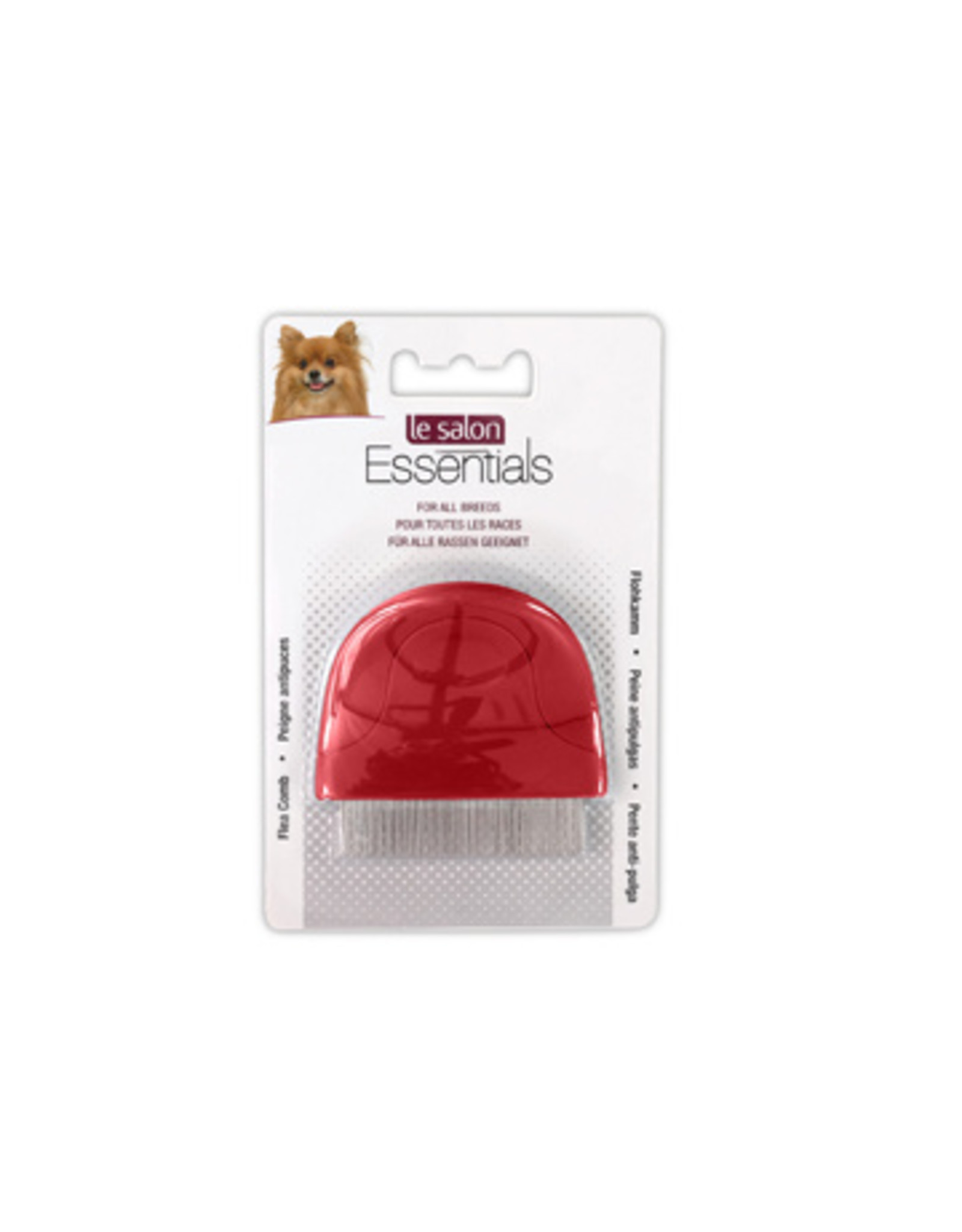 LS - Le Salon Le Salon Essentials Dog Flea Comb