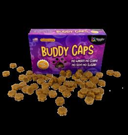 Spunky Pup Spunky Pup Dog Treats- Buddy Caps Pumpkin 5oz