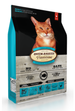 Oven Baked Tradition Oven Baked Dry Cat Food Fish Grain Free