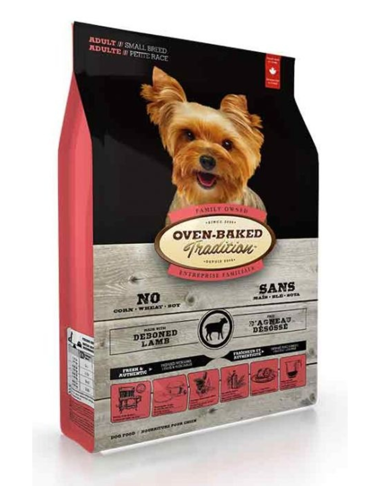 Oven Baked Tradition Ovenbaked Tradition Dog Small Breed Lamb