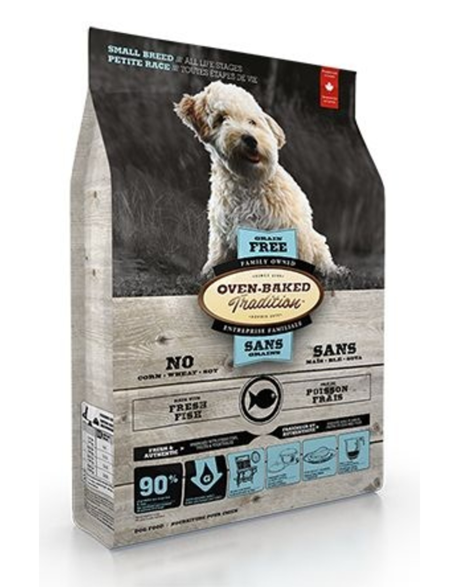 Ovenbaked Tradition Ovenbaked Tradition Dog Small Breed Grain Free Fish