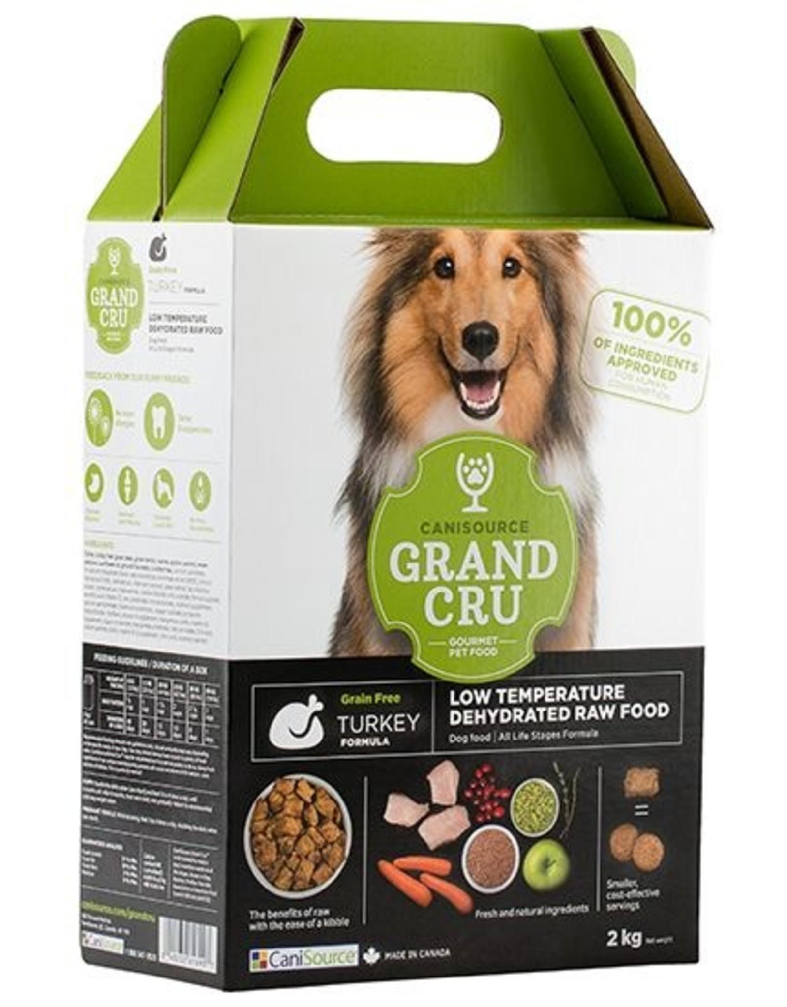 Canisource Canisource Grand Cru Dog Turkey