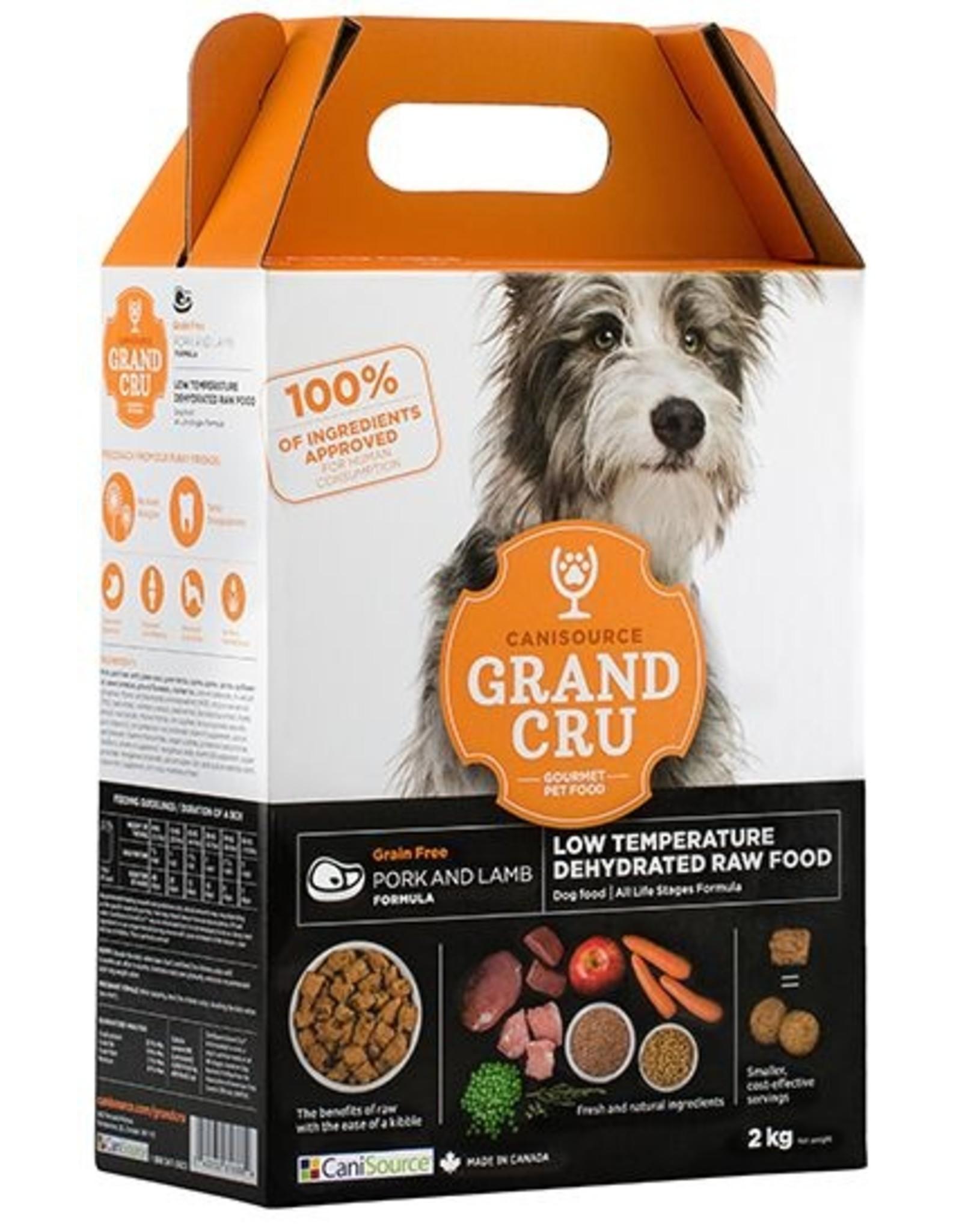 Canisource Canisource Grand Cru Dog Pork & Lamb