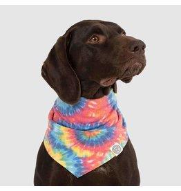 Canada Pooch Canada Pooch Follow Me Bandana Tie Dye