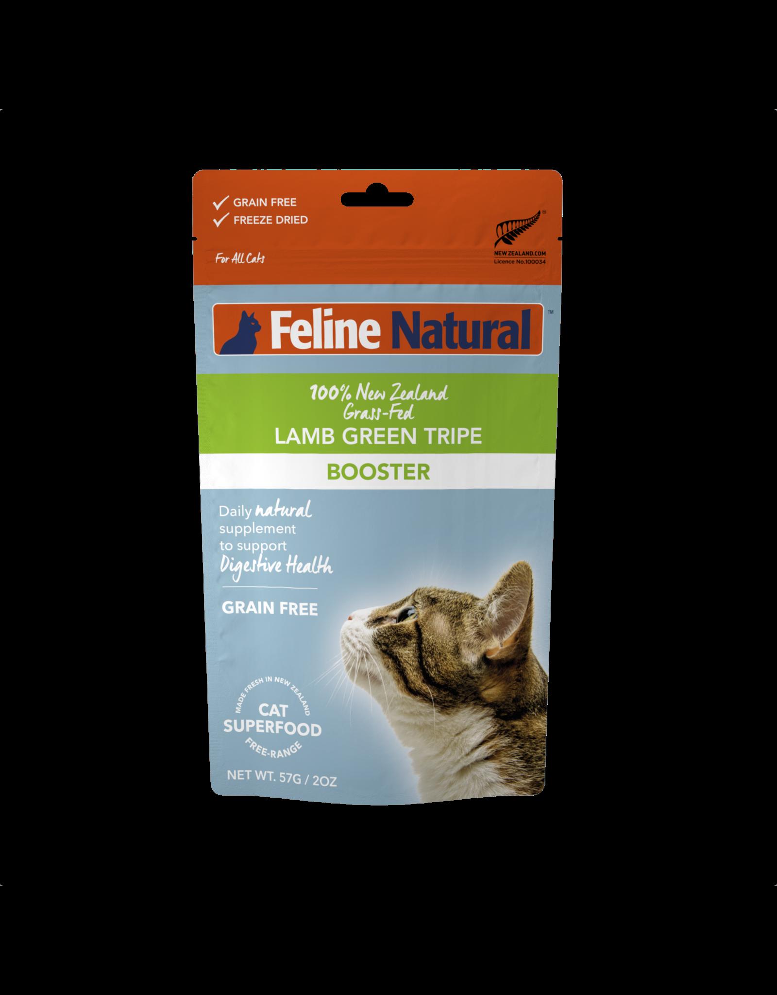 K9 Natural Feline Natural Lamb Green Tripe Booster