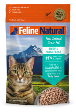 K9 Natural Feline Natural Beef & Hoki Feast 100 g