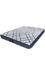 "8"" Gel Memory Foam Mattress (Ships in a box)"