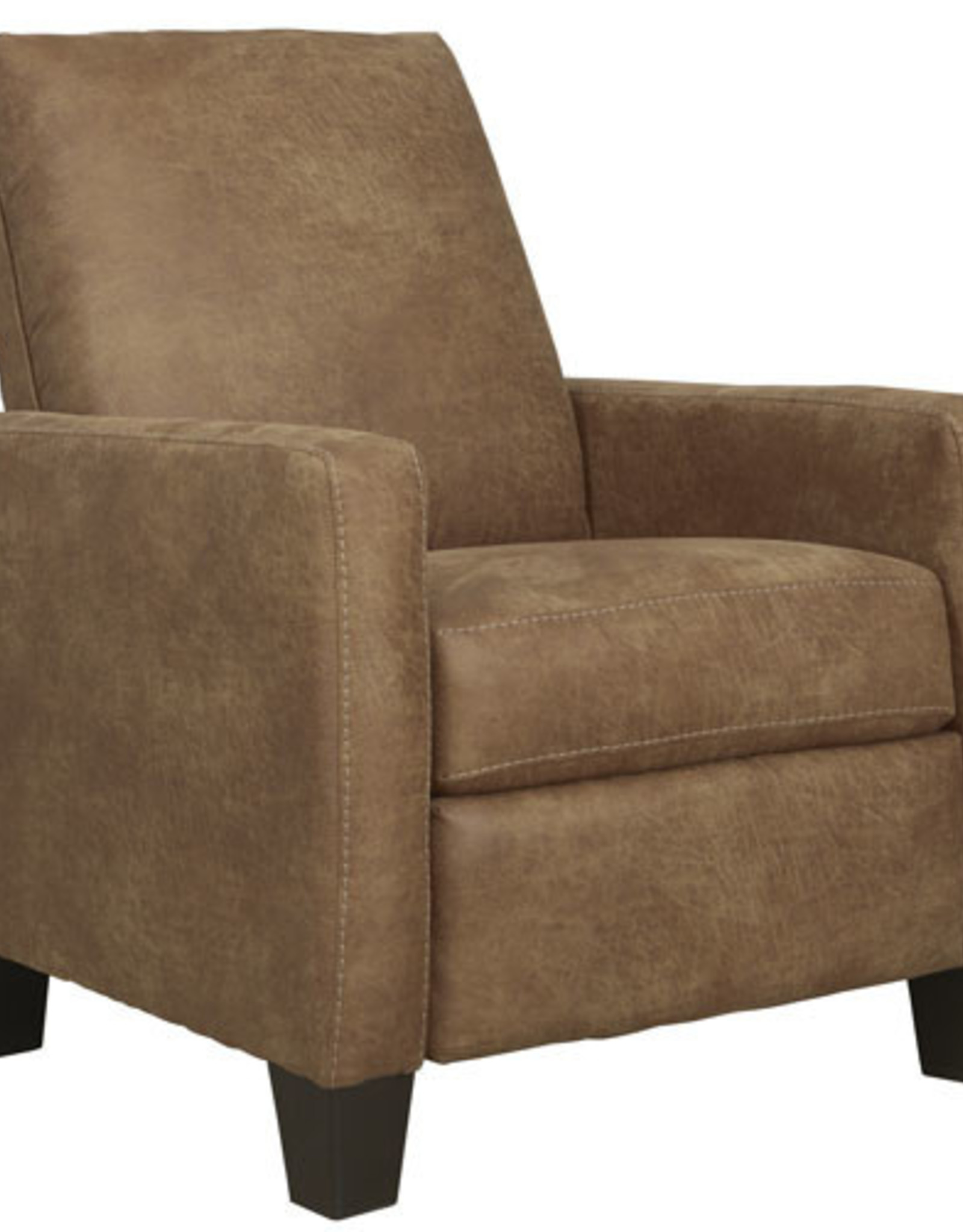 Dattner Low Leg Recliner (Caramel) - Online Only