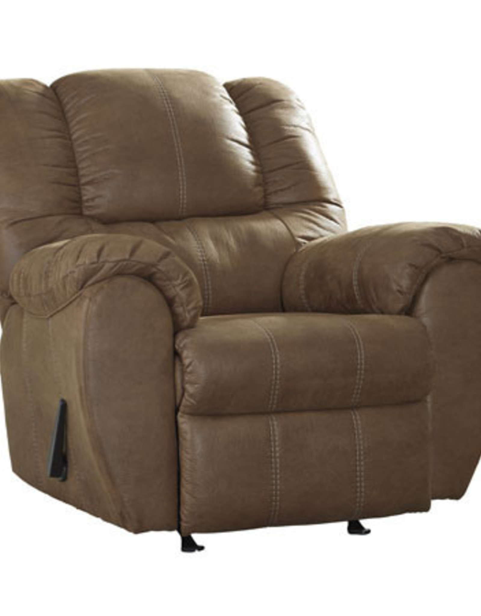 McGann Rocker Recliner (Saddle) - Online Only