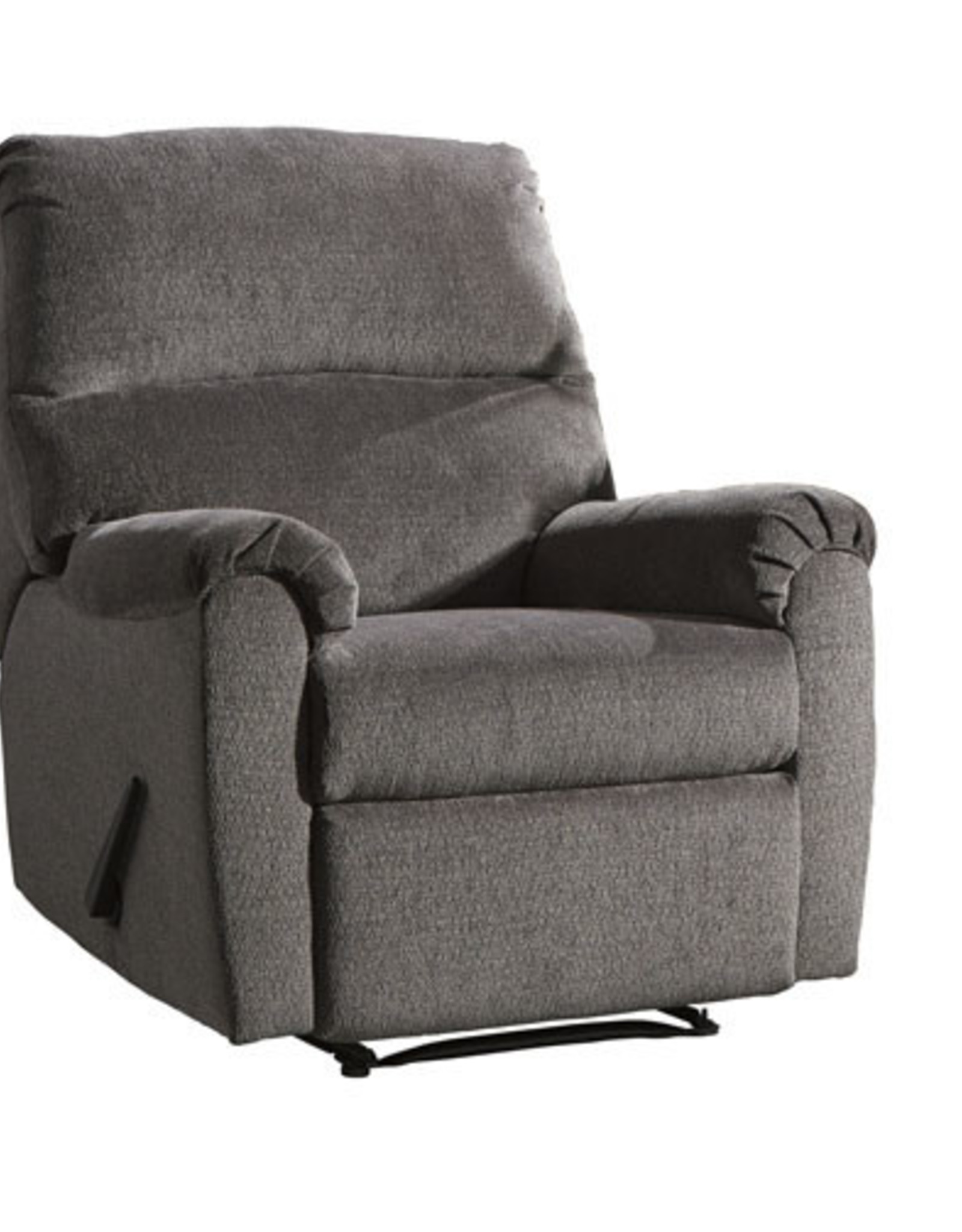 Nerviano Zero Wall Recliner (Gray) - Online Only