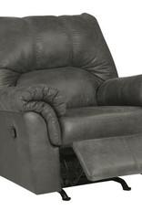 Bladen Sofa (Slate) Displayed in Showroom