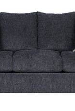 Wixon Sofa (Slate) Displayed in Showroom
