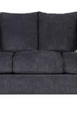 Wixon Sofa (Slate) Displayed in Showroom