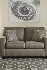 Calicho Sofa (Cashmere) Displayed in Showroom