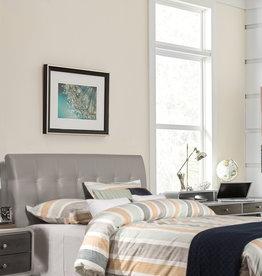 Lusso Headboard (Gray)