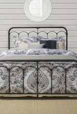 Jocelyn Bed (Includes headboard, footboard, and rails)