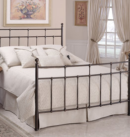 Providence Bed (Includes headboard, footboard, and rails)