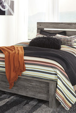 Cazenfeld Bed (Includes headboard, footboard, and rails)