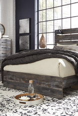 Drystan Bed (Includes headboard, footboard, and rails)