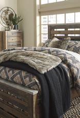 Chadbrook Bed (Includes headboard, footboard, and rails)