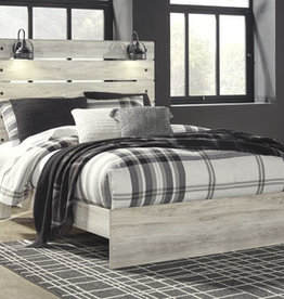 Cambeck Bed (includes headboard, footboard, and rails)