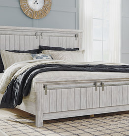 Brashland Bed (includes headboard, footboard, and rails)