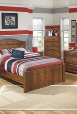 Barchan Panel Bed (includes headboard, footboard, and rails)