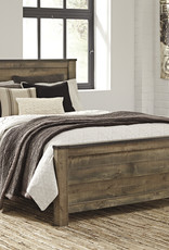 Trinell Bed (includes headboard, footboard, and rails)