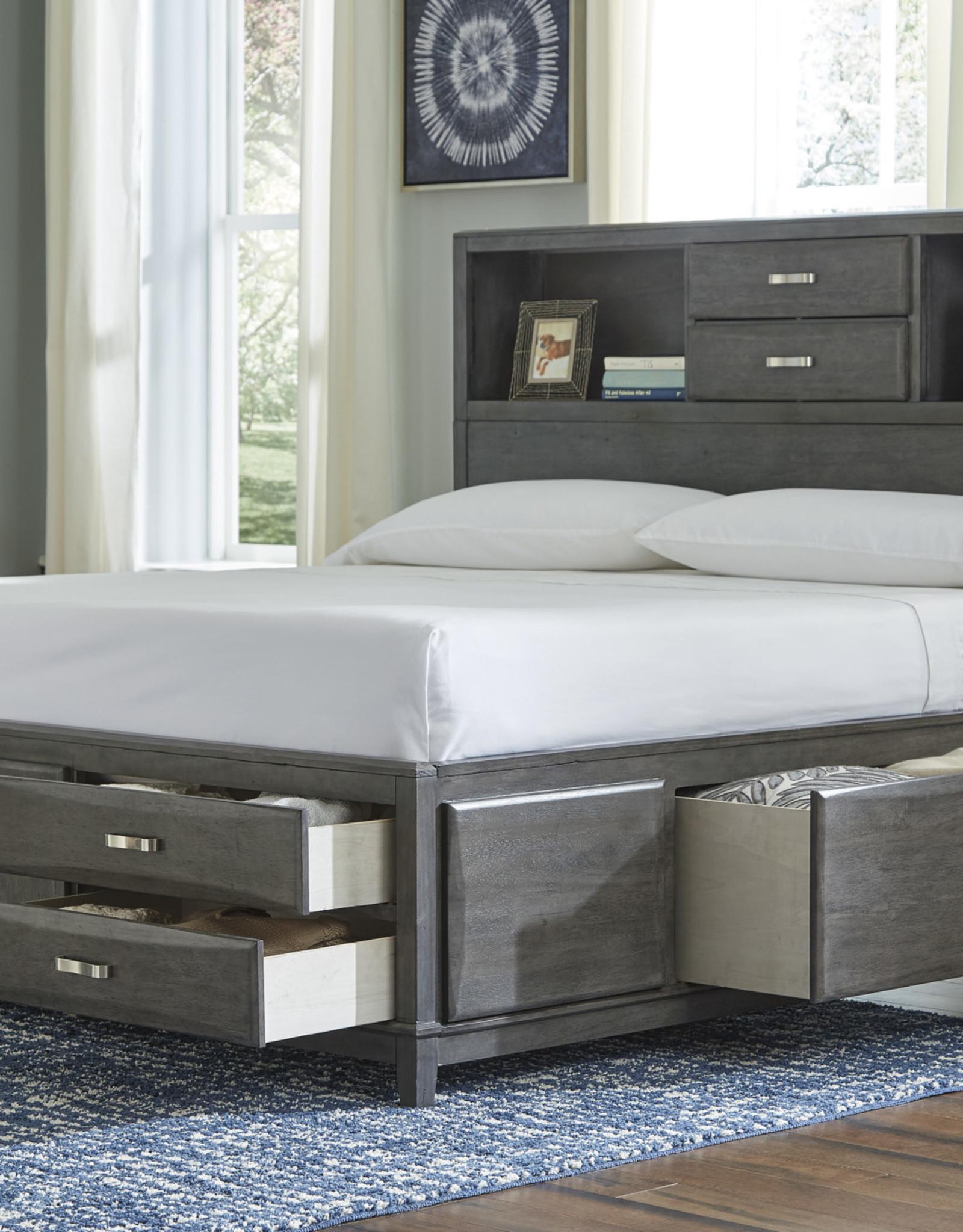 Caitbrook Storage Bed