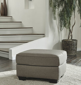 Calicho Ottoman (Cashmere) - Sofa Displayed in Showroom