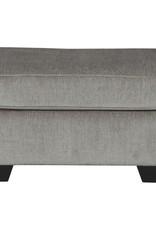 Altari Ottoman (Alloy) - Sofa Displayed in Showroom in Slate
