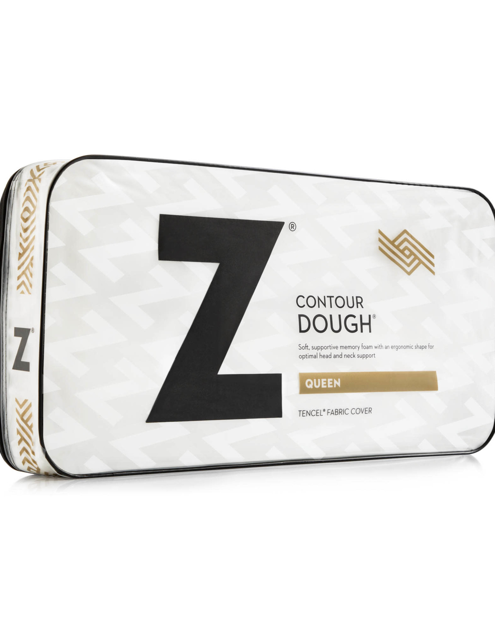 Contour Dough Pillow (For Back Sleepers)