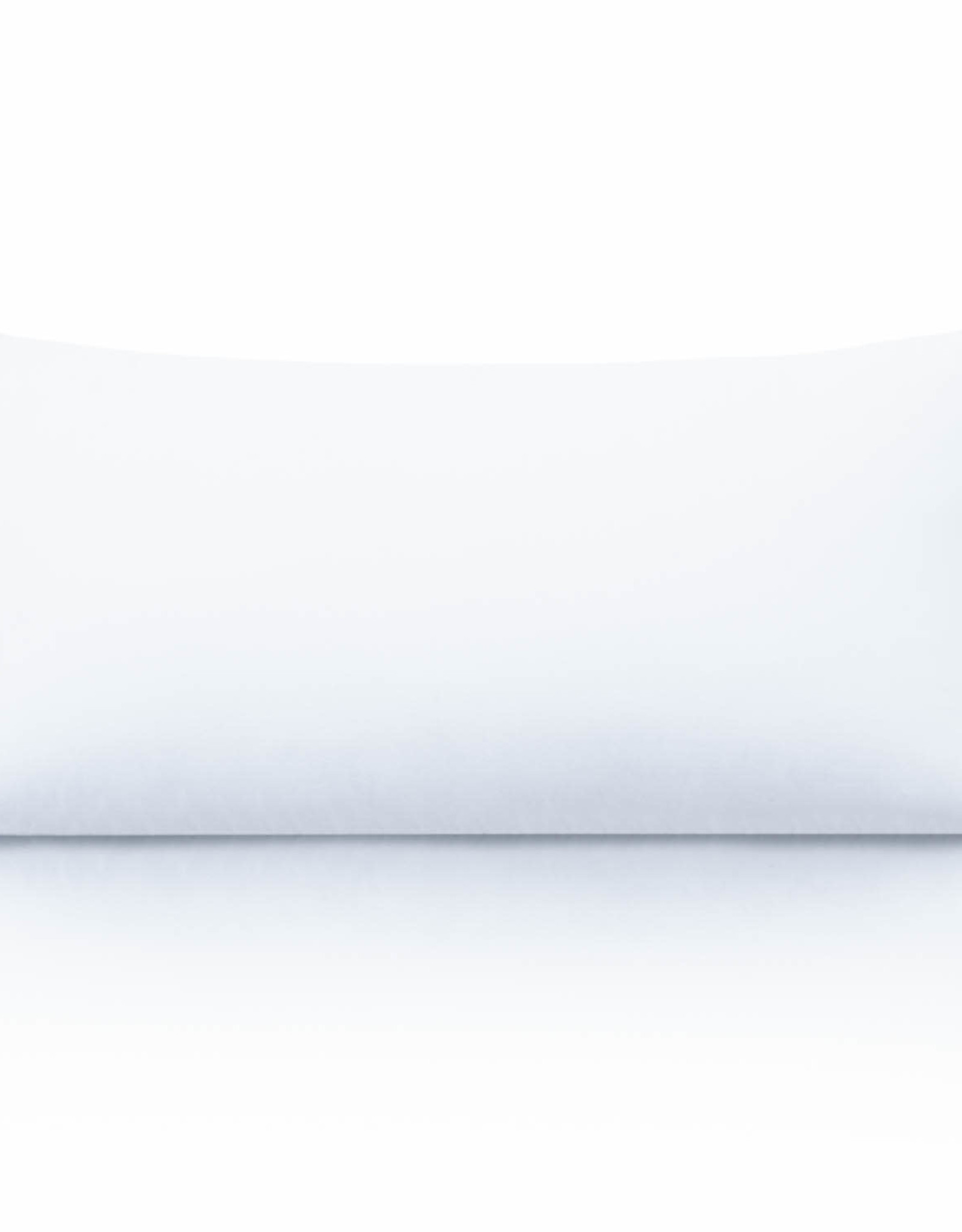 Cotton Encased Down Blend Pillow (For Stomach Sleepers)