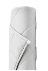 Light Gray Weighted Blanket (15lbs.)
