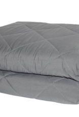 Dark Gray Weighted Blanket (15lbs.)