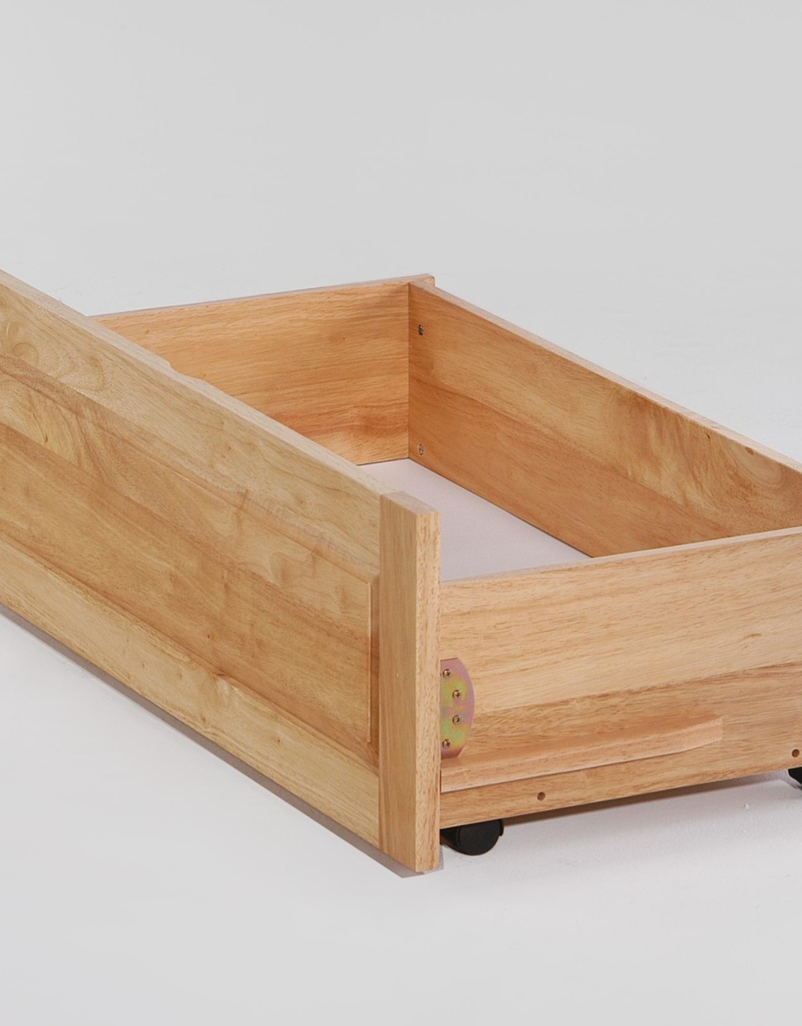 Basic Platform Bed - Comes in Four Colors