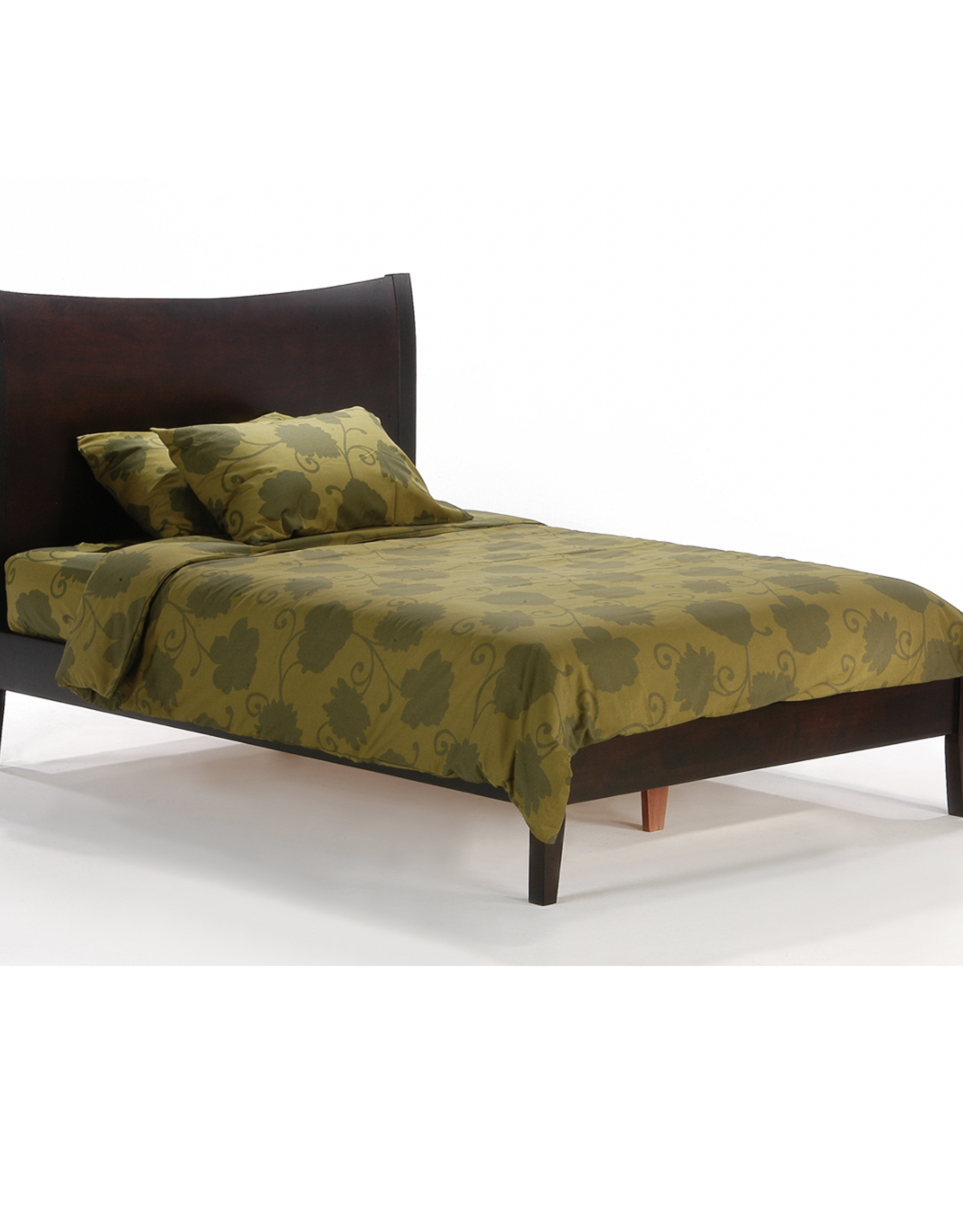 Blackpepper Platform Bed - Comes in Three Colors