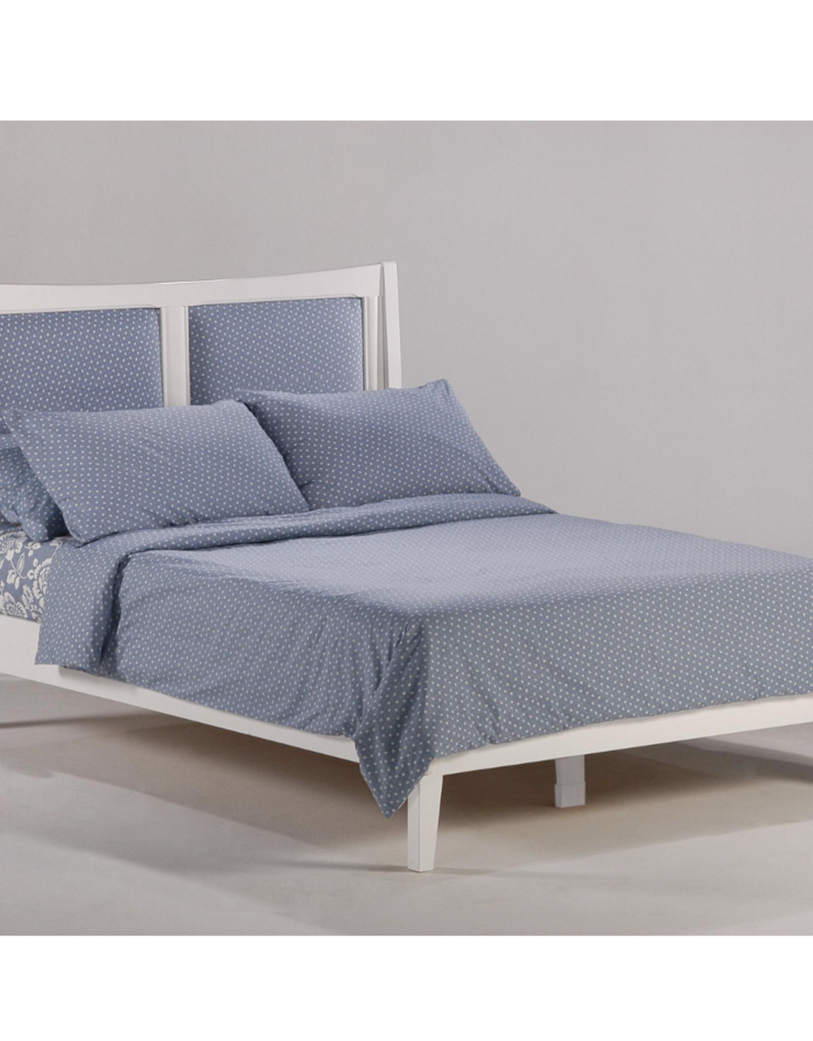 Chameleon Platform Bed - Comes in Fives Colors