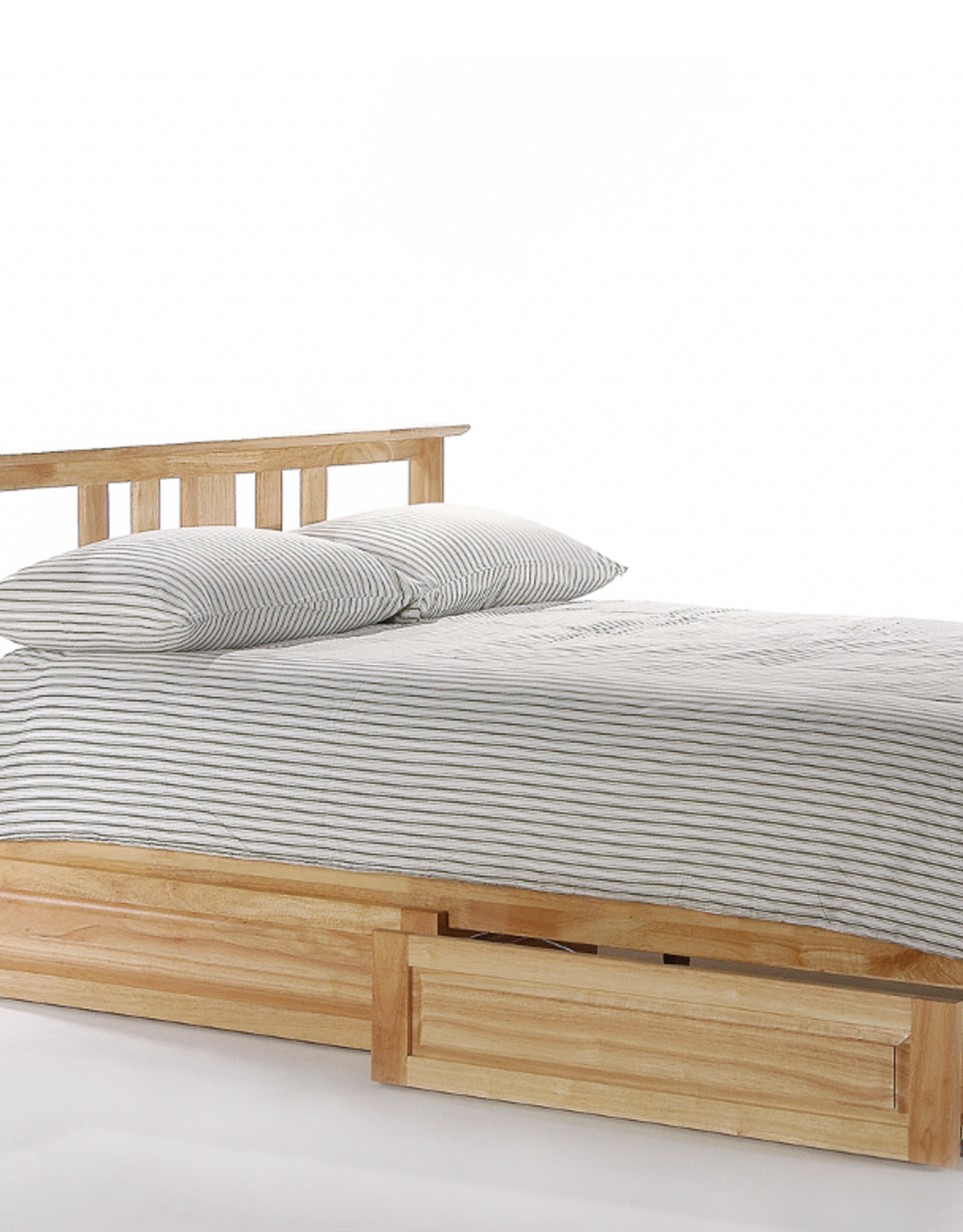 Thyme Platform Bed - Comes in Five Colors